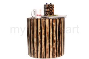 Stool Round Wooden Stools