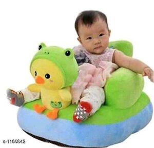 Soft Plush Cushion Baby Sofa Seat Rocking Chair for Kids