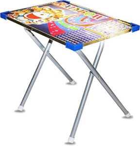 Akshat Kid's Chair and Table Set for Study and Dinning 4