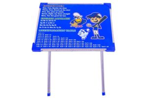 Avani MetroBuzz Kids Metal Table Chair Set 3