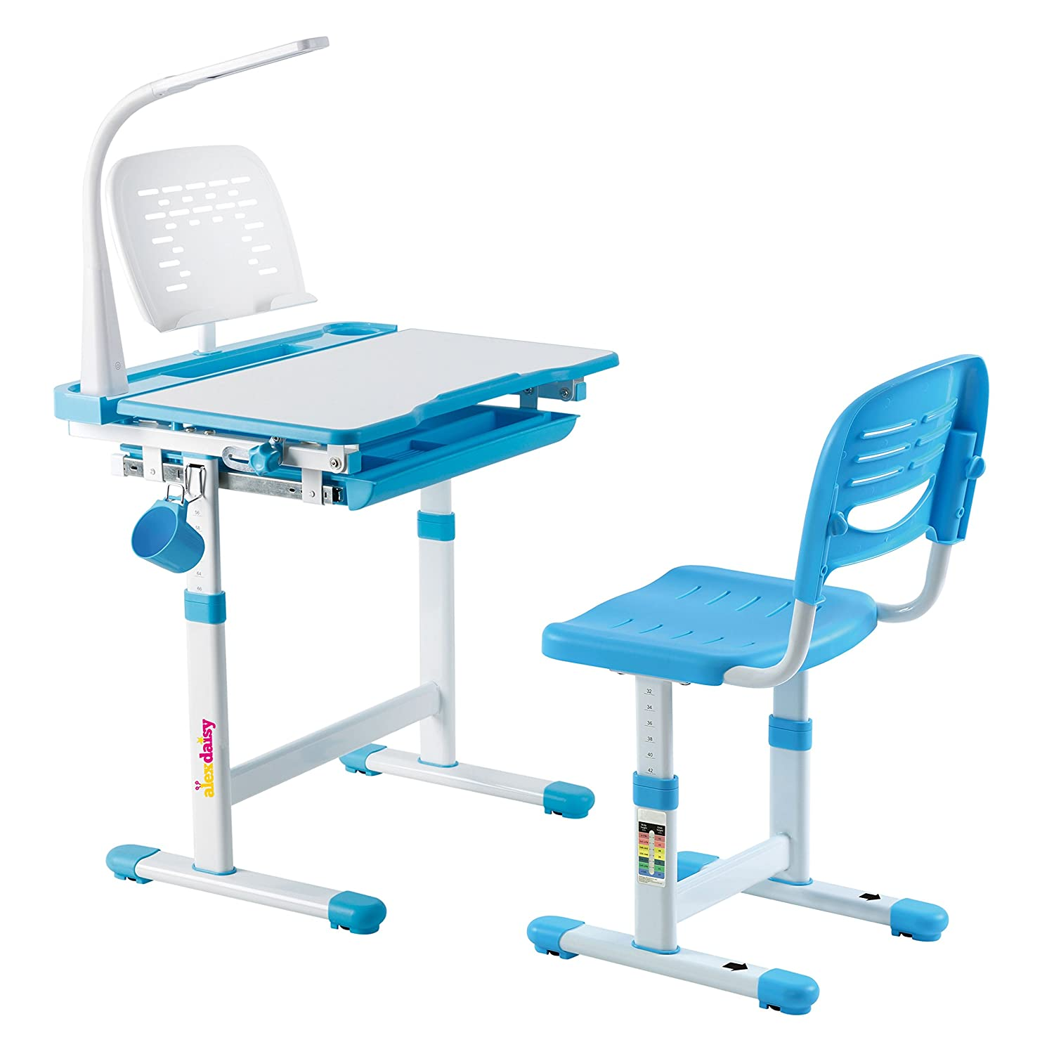 Study Chairs with Writing Pad Online