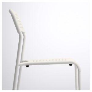 Ikea Adde Chair White Indoor2