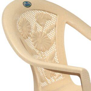 Nemi Agency Nilkamal Plastic Chair CHR 2060, MBG Pack of 21