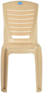 Nilkamal Chair (Cream) 32