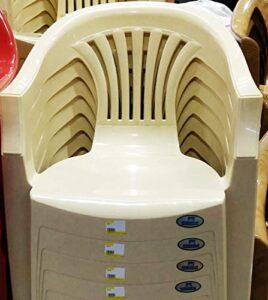 Nilkamal Ergonomic Designed Plastic Armchair Offering 2