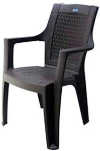 Nilkamal Mistique Premium Chair pack of 2 1