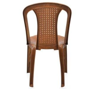 Nilkamal Plastic Luxuriant Multipurpose Chair for Maximum Relaxation and High Back Support with Anti Skid Base23 2