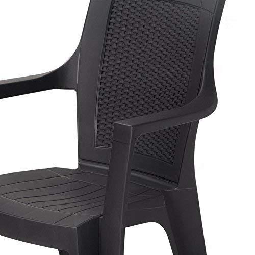 Nilkamal plastic chair sets