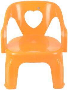Samruddhi Chintu Special Plastic Kids Chair, 29 Cms X 30 Cms X 38 Cms, Yellow2