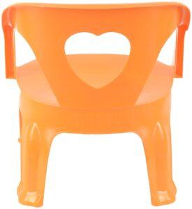 Samruddhi Chintu Special Plastic Kids Chair, 29 Cms X 30 Cms X 38 Cms, Yellow4