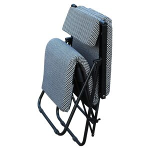 Spacecrafts Recliner Folding Easy Chair (NEC, Grey) 3