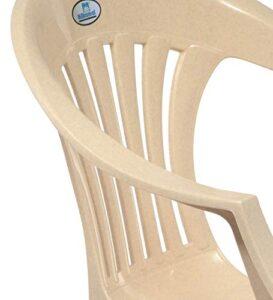 djksmNilkamal Ergonomic Designed Plastic Armchair Offering A Relaxing Seating Experiences