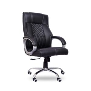 beAAtho JS-29 High Back Executive Office Revolving Chair2