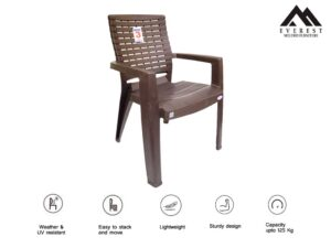Everest Paradise Series Outdoor Plastic Chair3