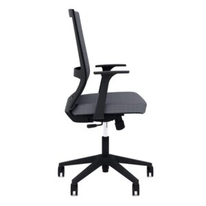 Sunon Office Chairs Ergonomic Office Chair Computer Chair with Fixed Armrest 3