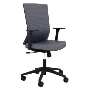 Sunon Office Chairs Ergonomic Office Chair Computer Chair with Fixed Armrest