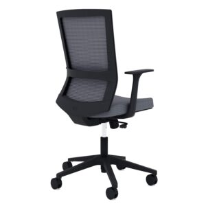 Sunon Office Chairs Ergonomic Office Chair Computer Chair with Fixed Armrest 4