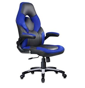 Caddy Gaming Chair Adjustable Seat Height Ergonomic Chair with Headrest (DMG03)
