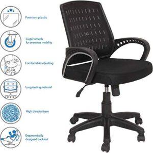 GTB BT-307 Black Office Chair2