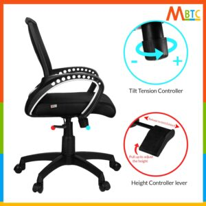 MBTC Mesh office chairs