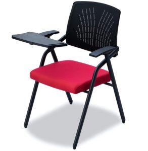 AlexDaisy Study Chair (Iron, Blue) 2