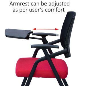 AlexDaisy Study Chair (Iron, Blue) 6