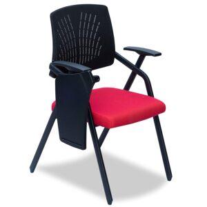 AlexDaisy Study Chair (Iron, Blue) 7