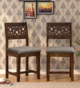 Generic Dining Chair (Sheesham Wood, Brown)