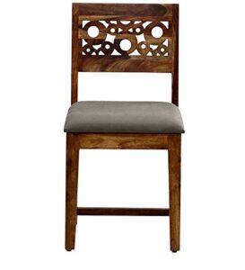 Generic Dining Chair (Sheesham Wood, Brown)1