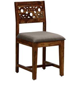 Generic Dining Chair (Sheesham Wood, Brown)2