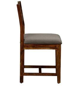 Generic Dining Chair (Sheesham Wood, Brown)4