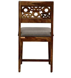 Generic Dining Chair (Sheesham Wood, Brown)5
