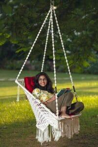 patiofy swing Chair