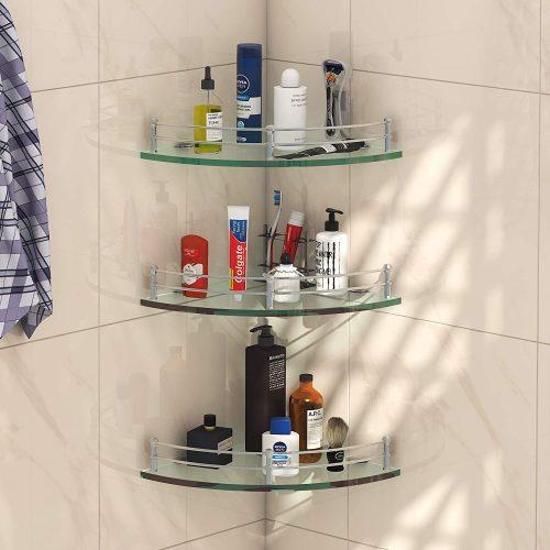 bathroom corner shelves online